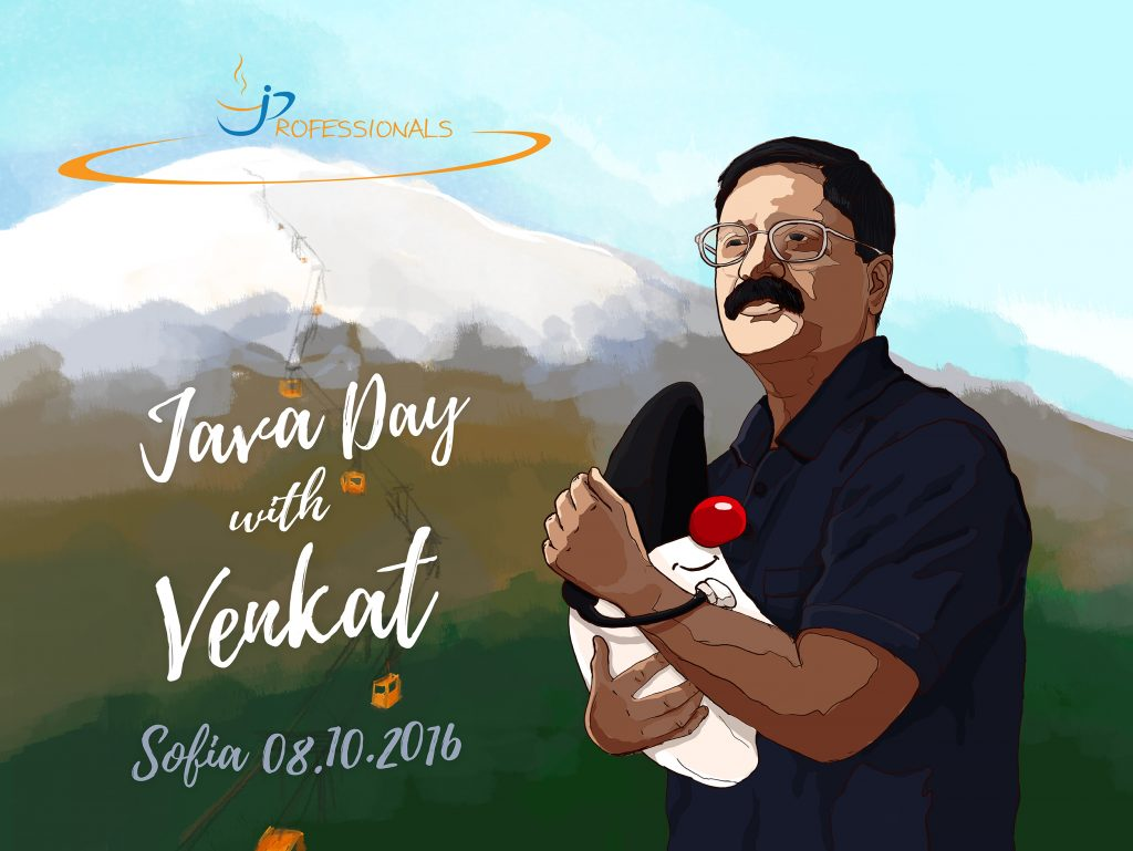 Venkat Day Illustration Small