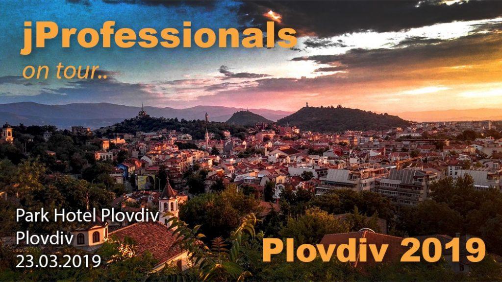 JProfessionals Plovdiv 2019